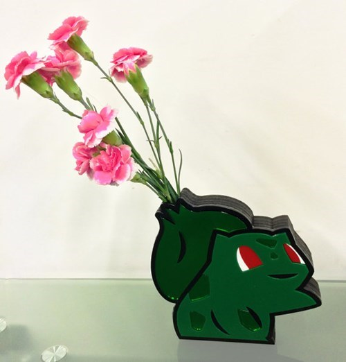 vase,starters,etsy,for sale,bulbasaur