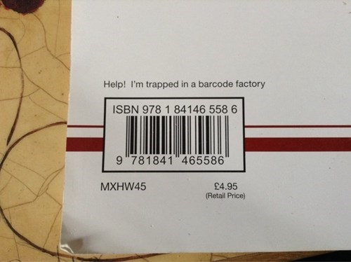 packages,barcode