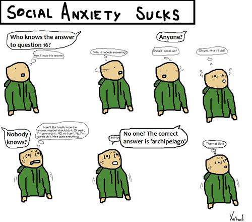 funny school jerks social anexiety - 8340045568