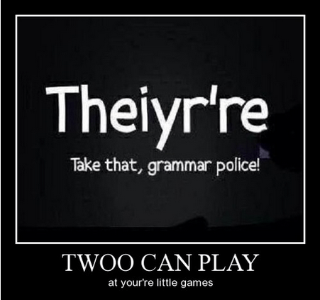 grammar g rated language School of FAIL idiots funny