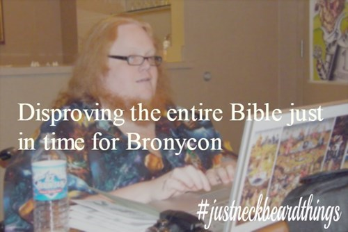 bible bronycon my little pony the bible just neckbeard things - 8340218368