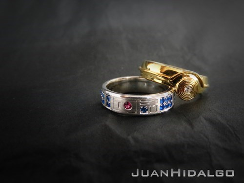 wedding rings,scifi,star wars,for sale,weddings