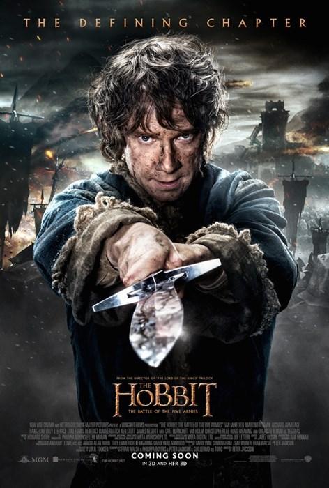Bilbo Baggins movie poster movies The Hobbit - 8340566016
