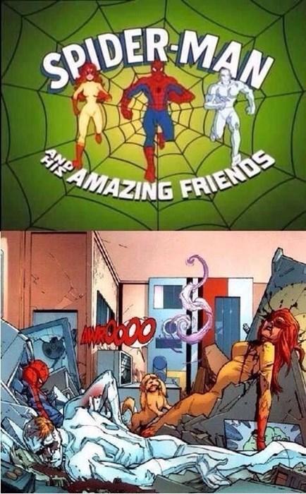 iceman Spider-Man - 8340648704