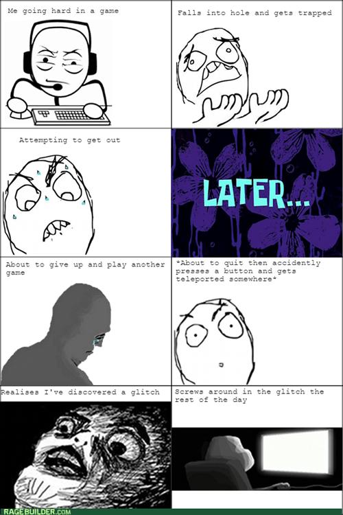glitches,video games