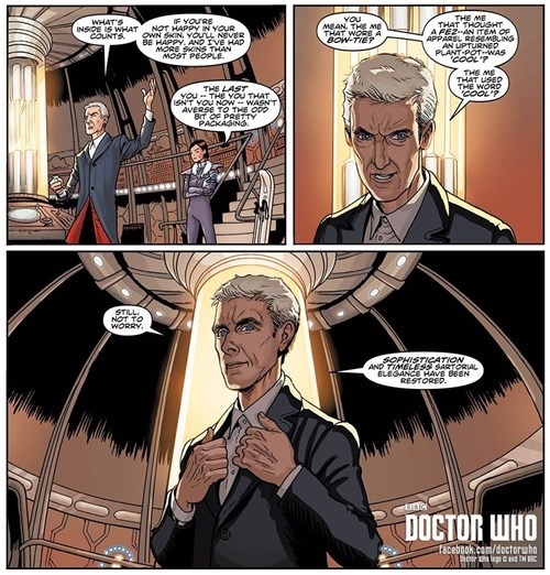 12th Doctor comics - 8340764672
