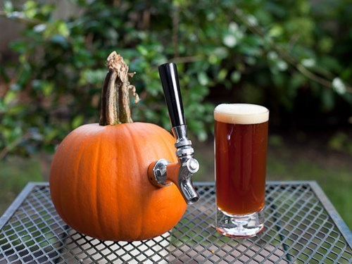 beer funny pumpkins keg - 8340766720