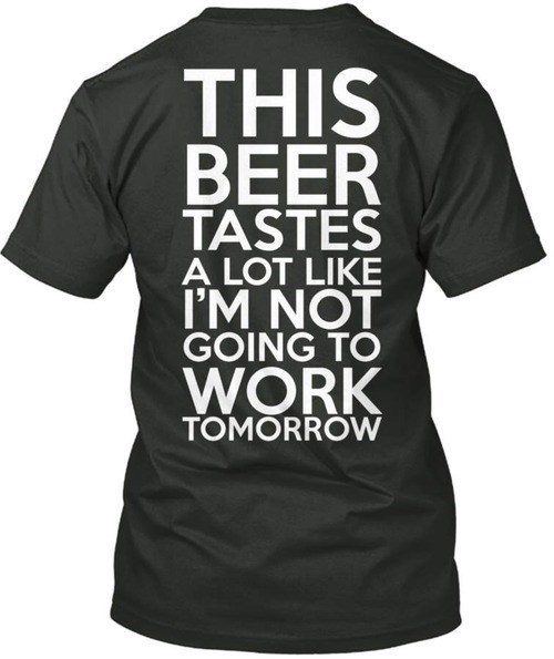beer flavor funny t shirts - 8340798464