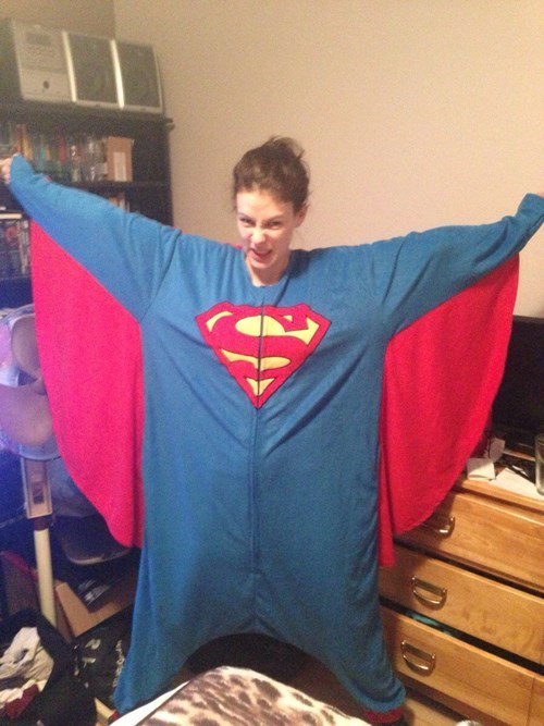 superheroes,onesie,poorly dressed,superman,g rated