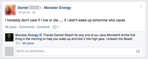 energy drinks facebook monster energy - 8340899840