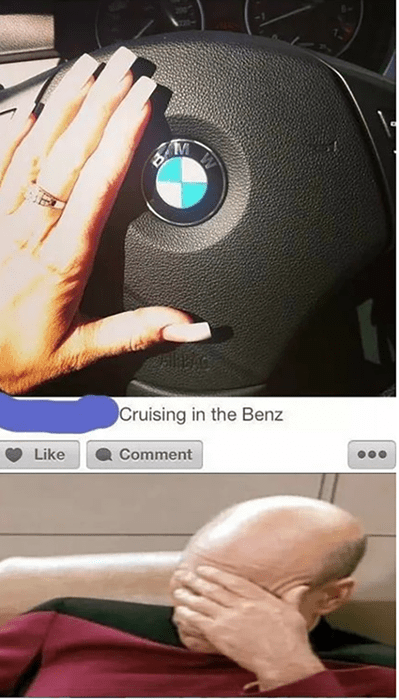 cars facepalm wrong - 8340932352