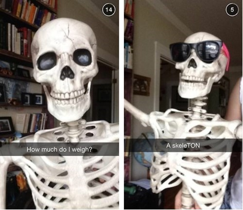 dad,dad jokes,halloween,puns,parenting,skeleton,g rated