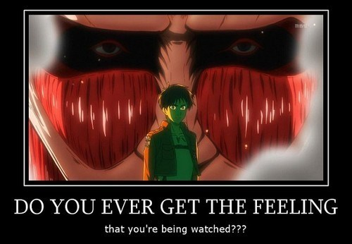 funny,watched,attack on titan