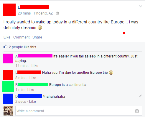facepalm,geography,vacation