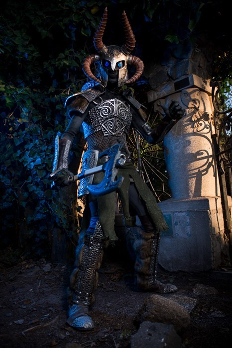 cosplay Skyrim video games - 8341770752