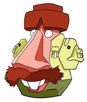 smashing nigel thornberry nosepass - 8341886720