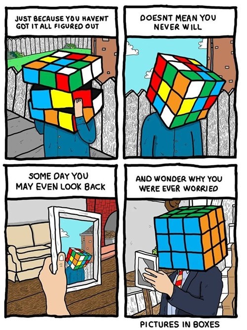 funny rubiks cube puzzle - 8341977856