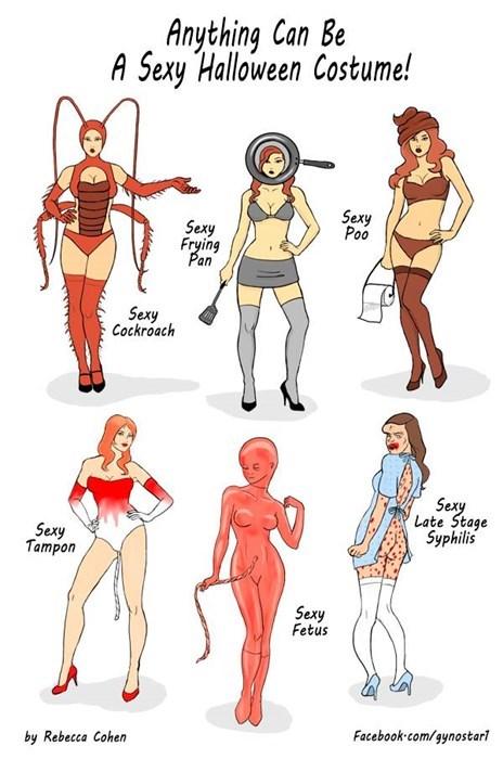 costume halloween Sexy Ladies funny - 8341985536