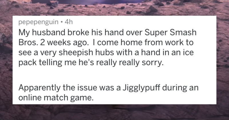 rage freakout askreddit gamers ridiculous video games video game logic funny - 8342021