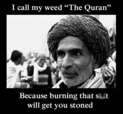 quran drugs weed funny - 8342124032