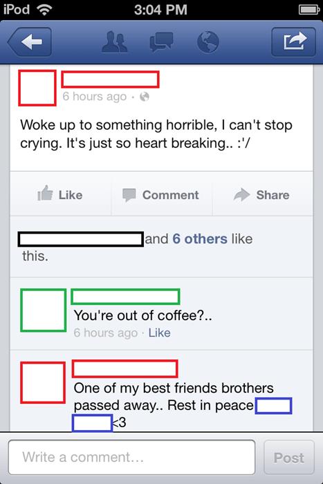 facebook insensitive - 8342528000