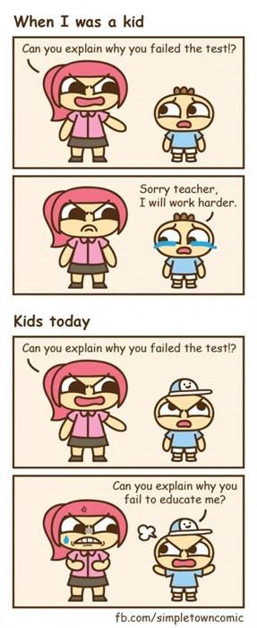 kids teachers sad but true web comics - 8342543616
