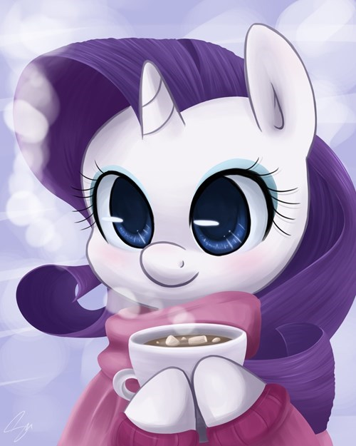 marshmallow hot cocoa rarity - 8342580224