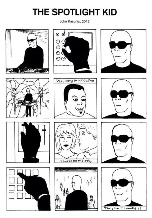Music noise merzbow web comics - 8342582784