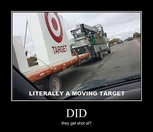 shooting funny truck Target - 8342694912
