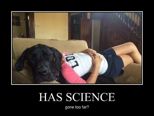 dogs funny science - 8342695936