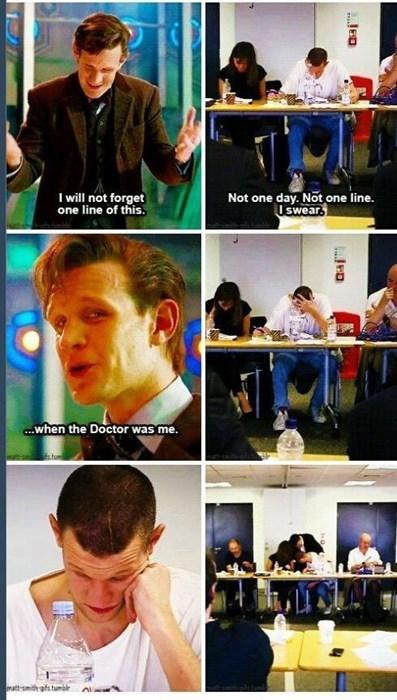 11th Doctor,Matt Smith,regeneration