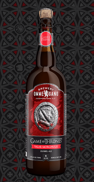 beer Game of Thrones funny valar morghulis - 8342755072