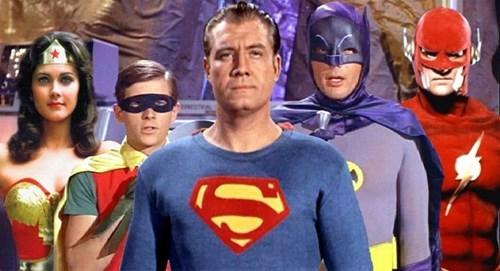 batman justice league TV superman - 8342770432