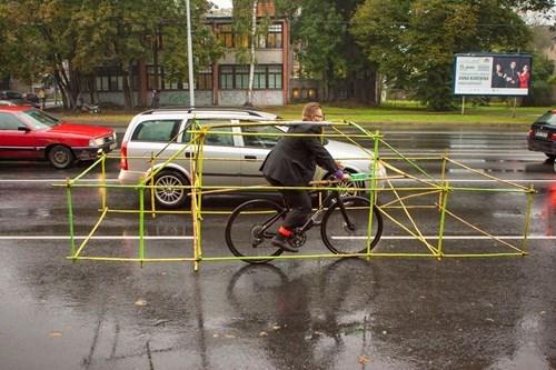 cars bike design safety first