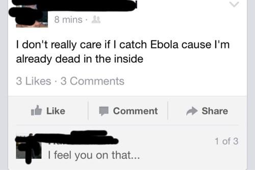 disease ebola Sad - 8342831360