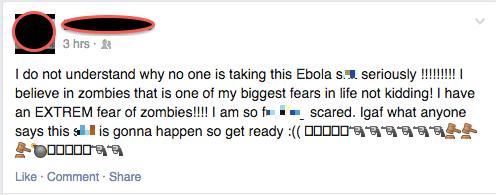 conspiracy ebola zombie - 8342832896