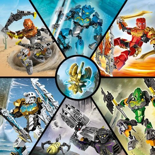bionicle lego - 8343514368