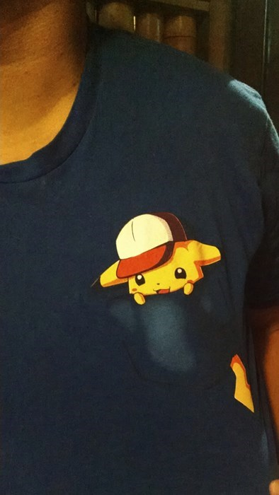 awesome t shirts pikachu - 8343646208
