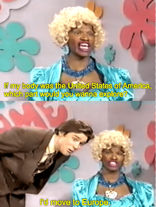dating game,funny,in living color