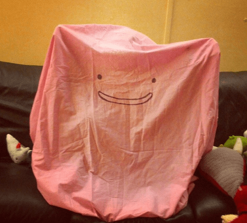 cosplay ditto halloween - 8343755520