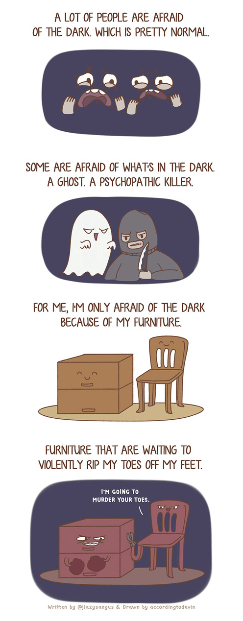 dark ghosts sad but true web comics - 8343766784