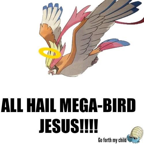 Pokémon omanyte helix fossil mega pidgeot - 8343778304