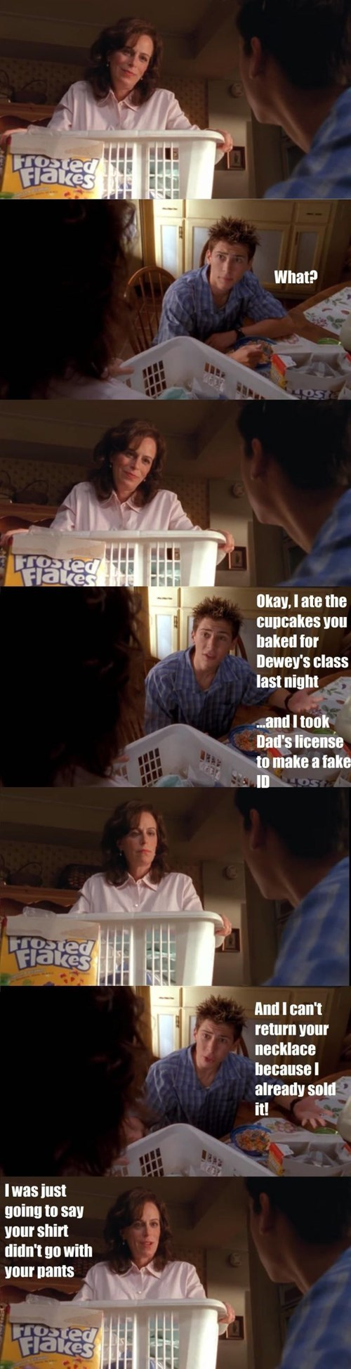 malcolm in the middle,look,parenting