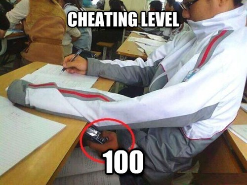 school tests cheating exams - 8343870720