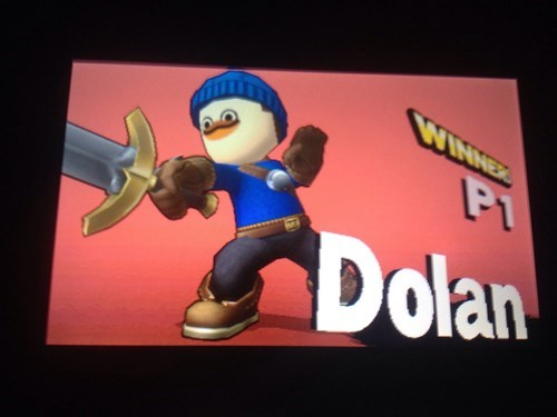 miis,super smash bros,dolan