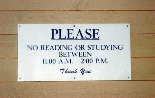 funny studying sign wtf - 8344730368