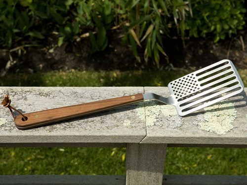cooking flags meat spatula old glory - 8345156096