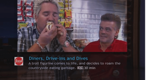 Food Network Guy Fieri - 8345158144