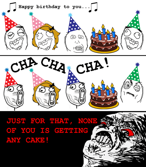 birthday cake singing - 8345472768
