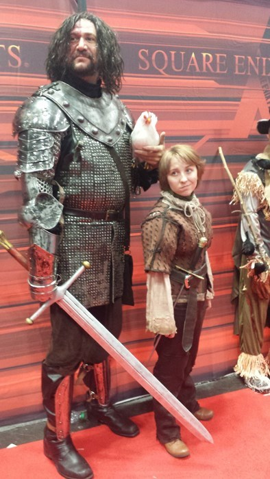 cosplay,Game of Thrones,NYCC
